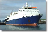 Irish Sea Ferries - Crew Database